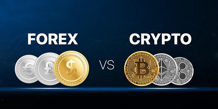 بازار فارکس بهتر است یا بازار ارز دیجیتال؟