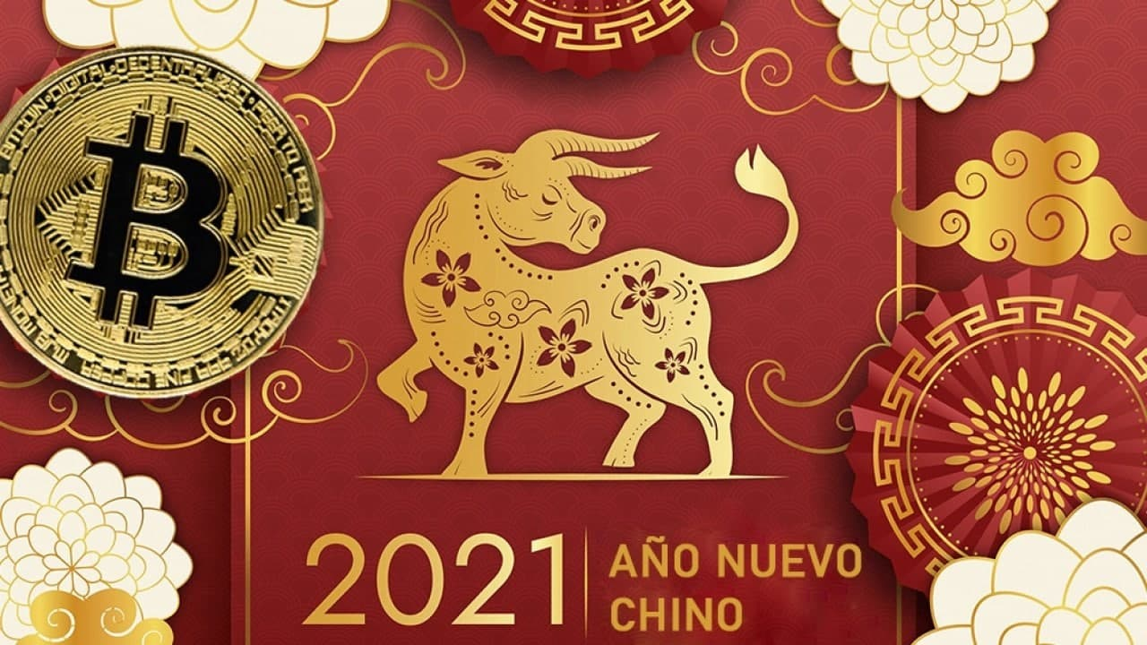سال نوی چینی ها و بیت کوین